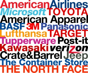 Resim 14. Helvetica başta Amerika olmak üzere tüm dünyayı sarmış durumda.